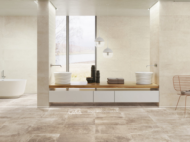 Azulejos Benadresa Nickon Taupe  4