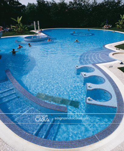 Appiani Mix Wellness & Pool Mix Wellness & Pool 16  Fiordaliso/Hibiscus/Agapanto  12