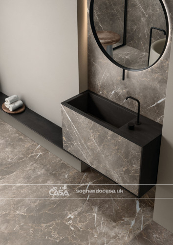 Ceramiche Keope Eclectic Persian Grey  12